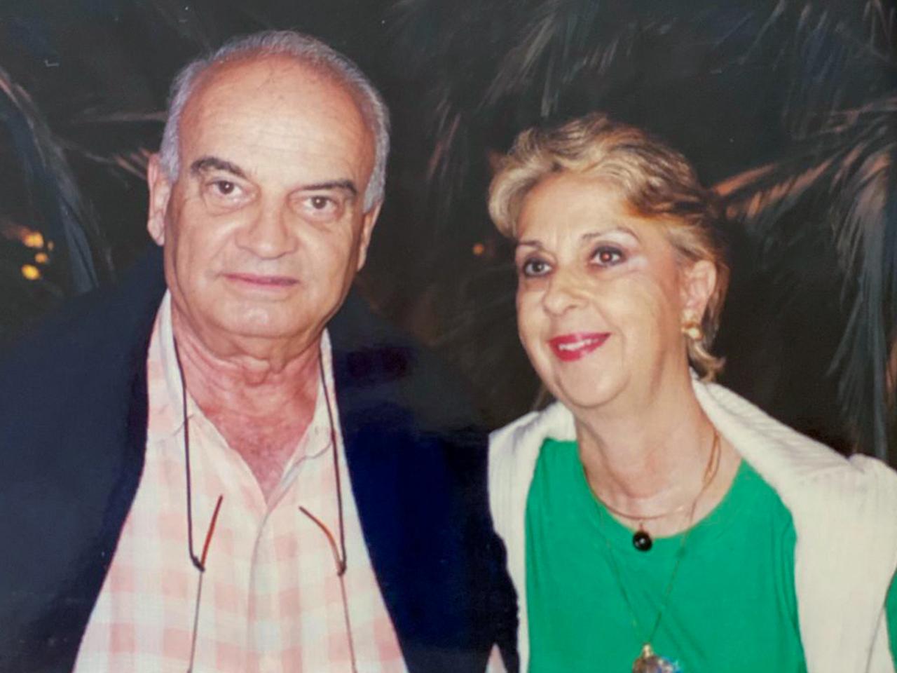 O casal Luiz e Sonia Mesquita viabilizou o sonho da ARN.